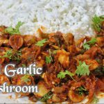 Chilli Garlic Mushroom | Indo-Chinese Style | Easy & Quick Recipe