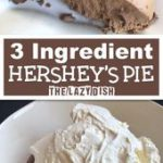3 Ingredient No Bake Chocolate Pie – Looking for quick and easy dessert recipes?…