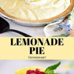 No-bake Lemonade Pie is a dessert that tastes like summer. Serve it cold or froz…