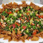 طريقة تحضير الفتوش Best Fattoush salad recipe