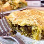 How To Make Vlitopita | Greek Amaranth Pita Pie | Vegetarian Recipes