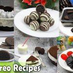 10 Easy Oreo Dessert Recipes | Oreo Recipes | No Bake Oreo Recipes | Oreo No Bake Dessert