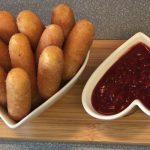 Triple Cheese Sticks  -Vegan and Vegetarian Recipes