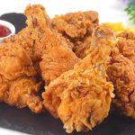 KFC style Fried Chicken Recipe by Tiffin Box | Kentucky Fried Chicken, Spicy Crispy chicken fry