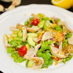 Chicken Salad Recipe | dpcookery