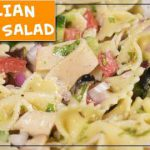 Italian Pasta Salad Recipe | Food Lab