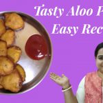 Aloo Pakora Recipe | Potato Fritter Recipe