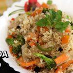 Healthy Quinoa Salad Recipe for Weight Loss | Indian Quinoa Salad Recipe | Easy Salads for Dinner