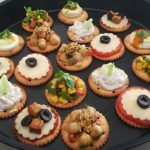 6 Best Cracker Appetizer Recipes (With Butter Puff)   Canapes – Mini Snacks For Party