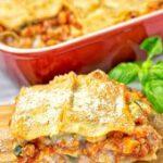 My Creamy Carbonara Vegetarian Lasagna is a vegan take on classic comfort food. …