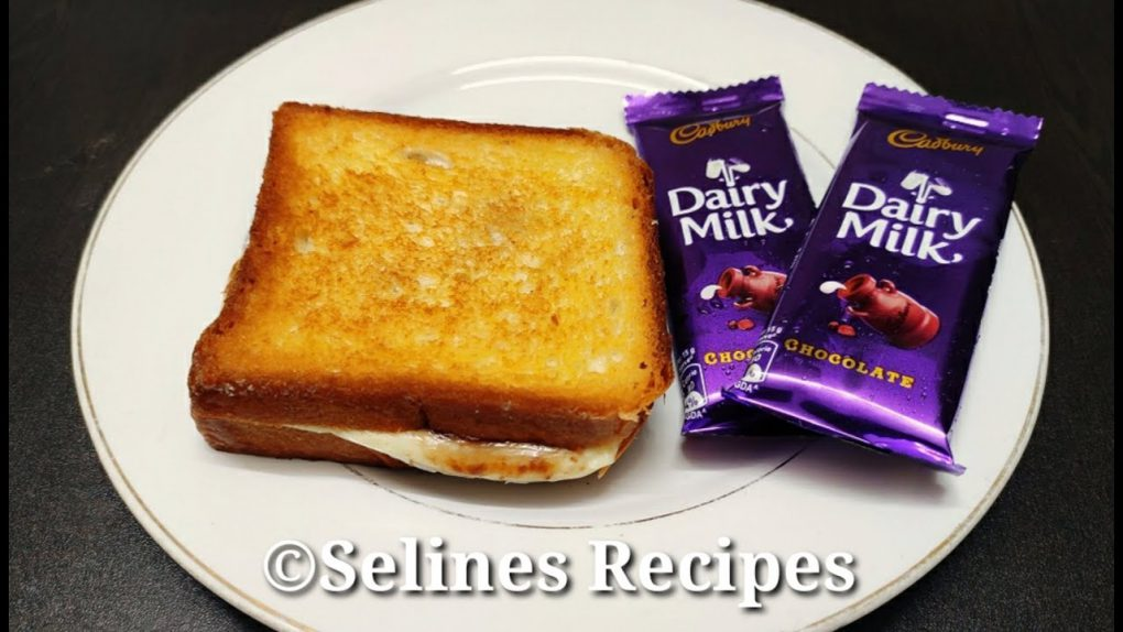 Quick Evening Snacks Recipe | Crispy&Tasty Chocolate Bread Sandwich|Lock down Recipes|Instant Snacks