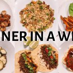 WHAT I EAT FOR DINNER IN A WEEK (SIMPLE/HEALTHY RECIPES, GLUTEN/DAIRY FREE)