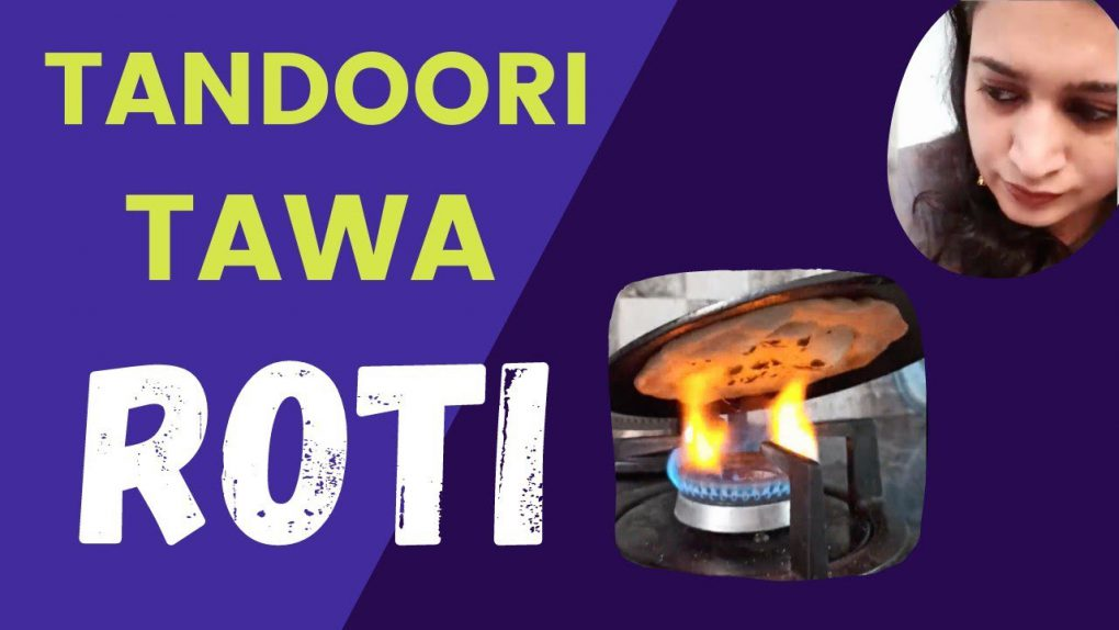 Tandoori Roti on Tawa -Quick & easy | Pani wali Tandoori Roti Recipe| Ritusharmakitchen #ShortVideo