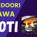 Tandoori Roti on Tawa -Quick & easy   Pani wali Tandoori Roti Recipe  Ritusharmakitchen #ShortVideo