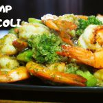 SHRIMP BROCCOLI | QUICK & EASY TO FOLLOW RECIPE