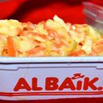 Albaik Style Coleslaw Salad Recipe | Saudia Famous Albaik Coleslaw Salad Homemade | Lively Cooking