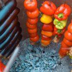 Baked vegetable salad recipe | Roasted Vegetables Salad | Wilderness Cooking tandoori Salad recipes
