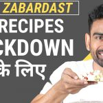 10 Quick & Healthy Recipes Lockdown के लिए (Vegetarian) | Fit Tuber Hindi