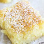 These Pineapple Bars are so light delicious. Our favorite pineapple dessert, thi…