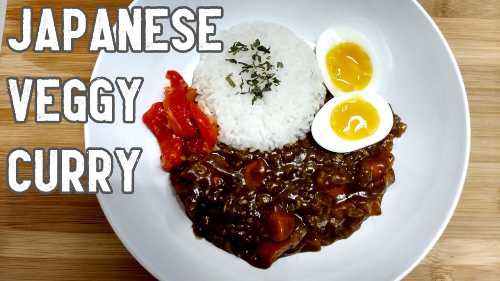 Japanese Curry Recipe From Scratch (Vegetarian) – カレー