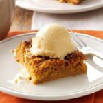 Great Pumpkin Dessert…