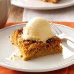Great Pumpkin Dessert…
