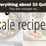 Everything about 33 Quick Vegetarian Recipes And Easy Vegetarian Meals