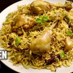 PRESSURE COOKER CHICKEN PULAO | EASY CHICKEN PULAO IN COOKER | CHICKEN PULAO RECIPE