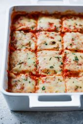 Spinach and Zucchini Lasagna Recipe – Primavera Kitchen…
