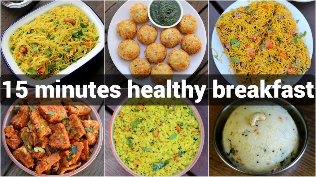 15 minutes instant breakfast recipes | quick & easy monday 2 saturday morning breakfast