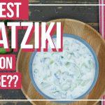how to make Tzatziki   Tzatizki Salad recipe