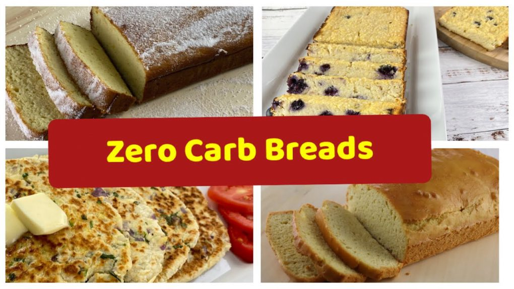 4 Keto Bread Recipes for Weight Loss