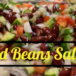 Kidney Beans Salad | Quick & Easy salad | High Protein Salad Recipe by Asma's Culinary Delights