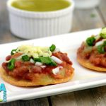 मेक्सिकन टाकोज | Mexican Tacos recipe by Tarla Dalal