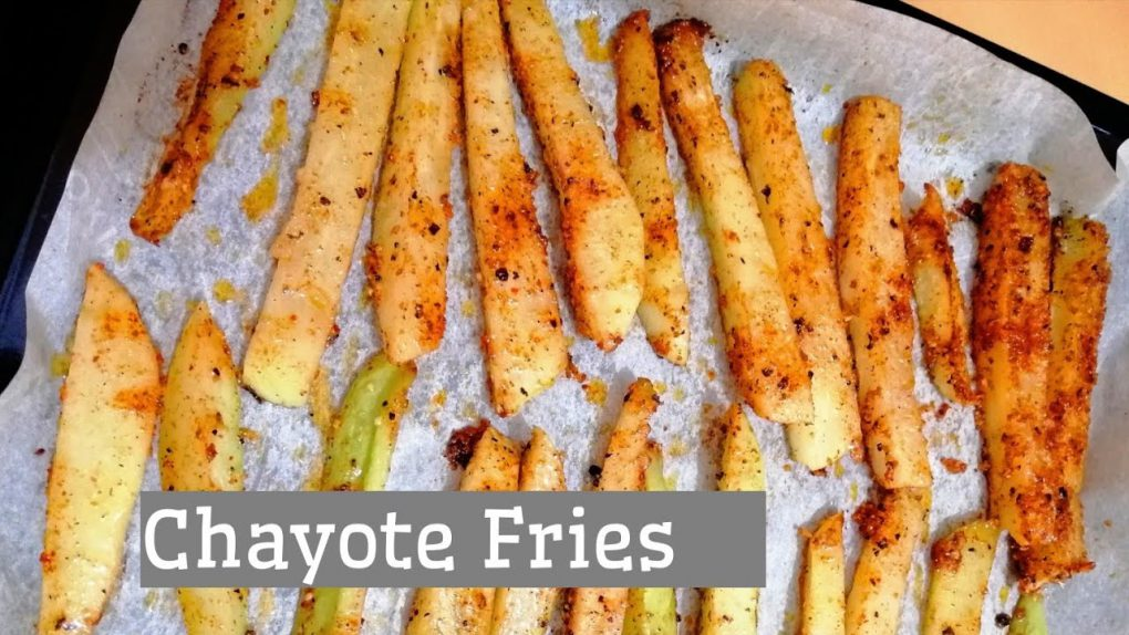 Chayote Fries & Fried Chicken | Low Carb Keto Recipes