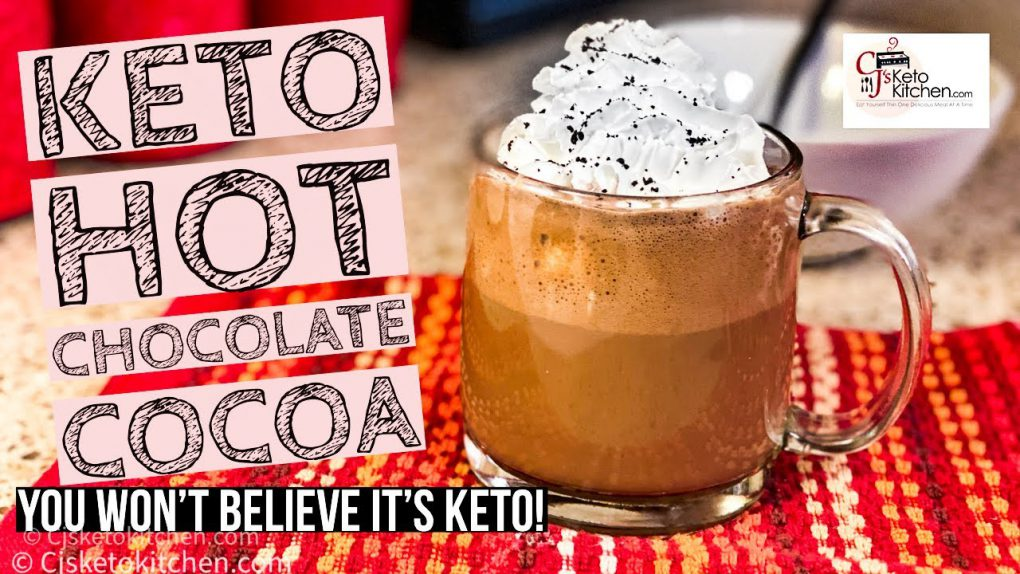 Keto Hot Chocolate Cocoa #Keto Hot Cocoa #ketorecipes #lowcarbrecipes