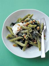 Penne with Ricotta and Pine Nuts…