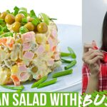 Russian Salad Recipe – Russian Salad – Russian Salad Recipe By Bushra Aziz