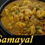 Cauliflower Gravy Recipe in Tamil | Cauliflower Kurma | Cauliflower gravy for Chapathi , Dosa , Rice