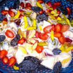 Creamy Fruit Salad Recipe By Feast With Ease | Fruit Chat | Easy Salad