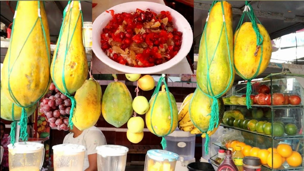 FRUIT SALAD   Healthy Colourful Healthy Fruits Mixed Salad Recipe Bengali Yummy Food Falooda cost 60