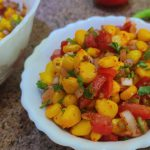 American Corn salad | Healthy & tasty sweet corn salad recipe