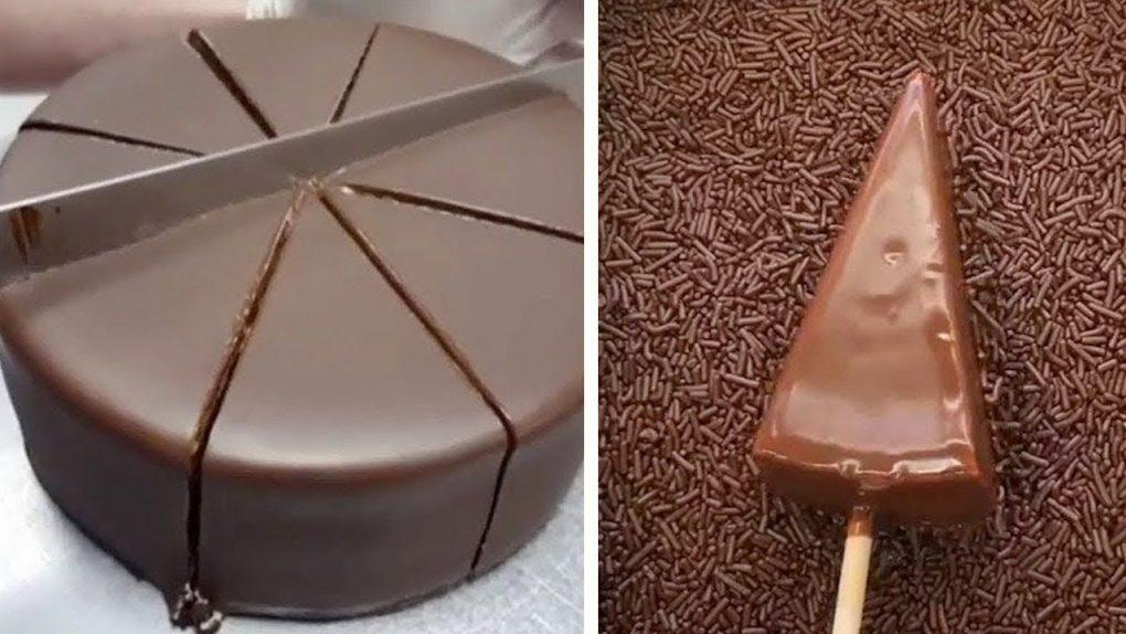 Amazing Chocolate Cake Recipes   Quick and Easy Chocolate Cake Decorating Ideas   So Yummy Cake