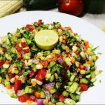 Quick & Easy Corn Salad Recipe By Cooking Studio | Super Healthy & Tasty Corn Salad | Homemade Salad