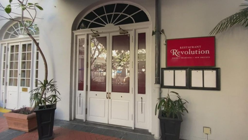 Today's Main Course: Chef John Folse's Restaurant R'evolution reopens