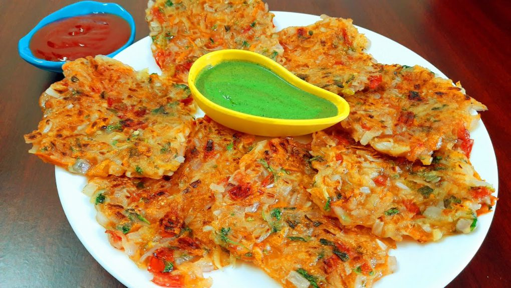 10 Minutes Breakfast recipe | Easy Breakfast recipe | Instant Snacks | Cornflour pancakes