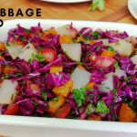 Red Cabage Potato Salad recipe by Mom's kitchen