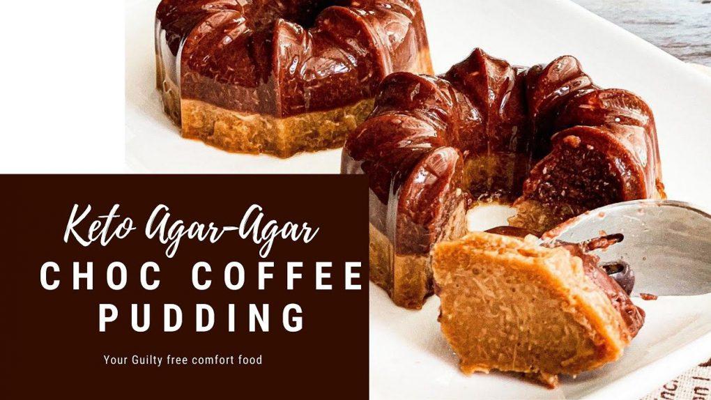 KETO RECIPES   KETO CHOCOLATE COFFEE PUDDING