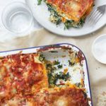 The vegetarian lasagne of your dreams… 😍  #bestrecipesau #vegetarian #lasag…