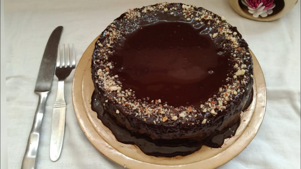 Keto Recipe – Keto Almond Flour Death By Chocolate Cake  Keto Chocolate Cake  How To Make Keto Cake